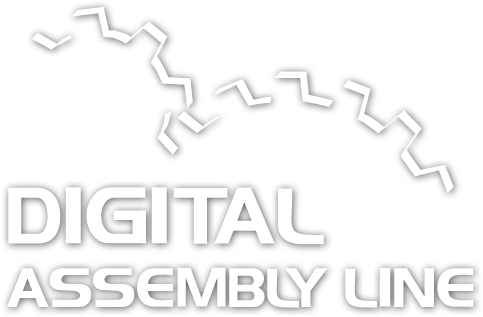 Digital Assembly Line Logo