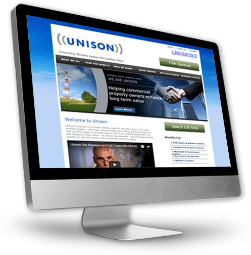 Digital Assembly Line Featured Client - Unison